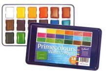 PRIMECOLOURS WATER COLOURS - 18,S (PT873)