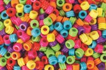 CYLINDER BEADS - 100G