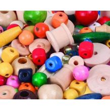 BASICS - THREADING BEADS 480G