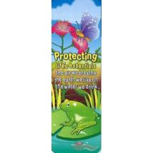 BOOK MARK:- PROTECTING OUR EVIRONMENT (35)