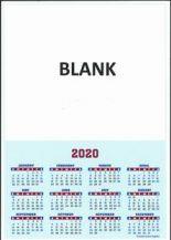 CALENDAR 2020 - A4 ##EACH