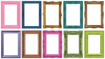 PICTURE FRAME BLANKS A3 10'S