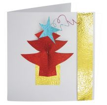 CARD AND ENVELOPES -SQUARE