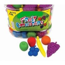 COUNTERS FRUIT - JAR OF 54