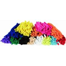 BASICS - PIPE CLEANERS 15CM PKT 1000