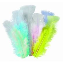 FEATHERS BAG OF 10g PASTEL