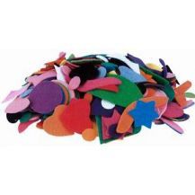 FELT - FINGER PUPPET ACCESSORIES 255'S (FE081)