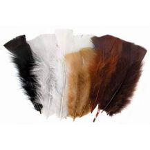 FEATHERS - NATURAL 60g