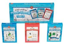 EARLY LEARNING FLASH CARDS SET 3