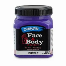FACE PAINT 250ML PURPLE