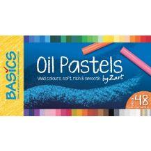 PASTELS OIL  LARGE ASST 48'S