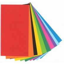 CHART PAPER RAINBOW 80gsm LARGE