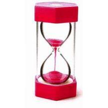 SAND TIMER GIANT 2 MINS - PINK
