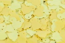 SEQUIN SHAPES - CHICKS 50GM