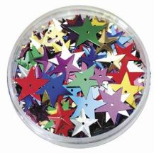 SEQUIN IN A JAR STARS 50grams
