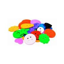 BUTTONS ASSORTED SHAPES and SIZES 250