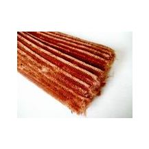 PIPE CLEANERS 6mm x 30cm (100)BROWN