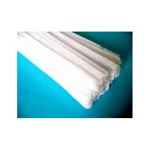 PIPE CLEANERS 6mm x 30cm (100)WHITE