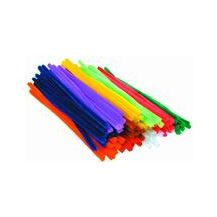PIPE CLEANERS 6mm x 30cm (Pkt 100)