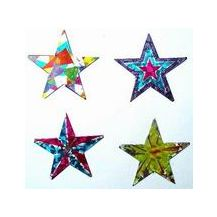 SLICKER:-STARS HOLOGRAM