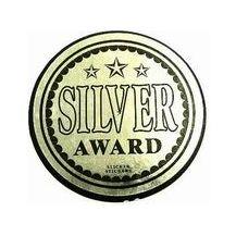 SLICKER STICKER:- SILVER AWARD