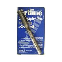 CALLIGRAPHY PEN ARTLINE 2.5 SILVER