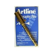 CALLIGRAPHY PEN ARTLINE 2.5MM GOLD