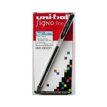 PEN SIGNO JELLY INK 0.7 BLACK