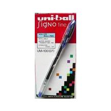 PEN SIGNO JELLY INK 0.7 BLUE