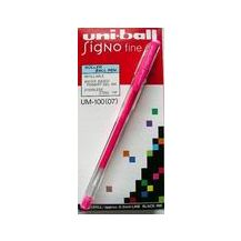 PEN SIGNO JELLY INK 0.7. PINK