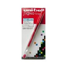 PEN SIGNO JELLY INK 0.7 RED