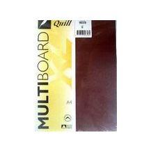 CHOCOLATE BROWN CARD 210gsm A4 - 50