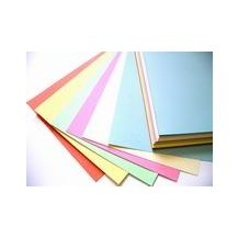 CHART CARD PASTEL 200g (PKT OF 12)