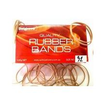 RUBBER BANDS NO. 32's (BOX 100g)