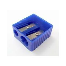 SHARPENER PLASTIC 2 HOLE