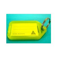 KEY TAG PLASTIC #EACH