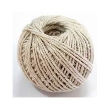 TWINE COTTON WHITE 82M BALL