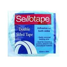 DOUBLE SIDED SELLO - 404 12mmx33m