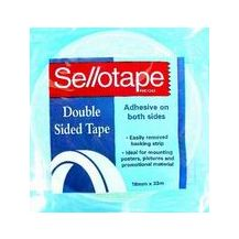 DOUBLE SIDED SELLO - 404 18mmx33m