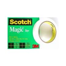 MAGIC TAPE 3M - 810 19mmx66m
