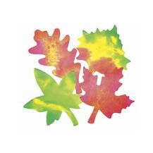 COLOUR DIFFUSING LEAVES Pack of 40