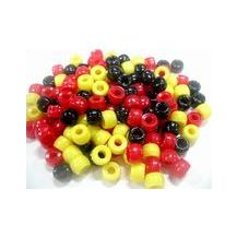 BEADS PONY 100G - INDIGENOUS COLS