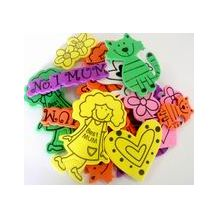 FOAM CRAFT CUT-OUTS 160 MOTHERS DAY