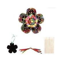 SCTRACH ART - FLOWER KIT 12,S