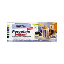 PORCELAIN PAINT - SET (6 X 20ML)
