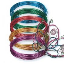 CRAFT COLOURED WIRE (JW005)