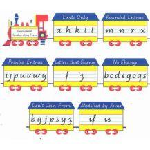 QLD HAND WRITING TRAIN A4